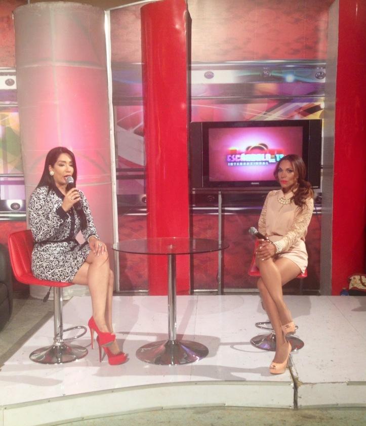 estilista de moda-dominican blogger-angienewlook-angie r-angie reyn-el escandalo del 13-telecentro-santo domingo-dominican republc