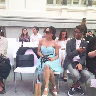 pasarela costura españa, angienewlook, angie reyn, angie, front row, estilista de moda, personal shopper, moda, fashion