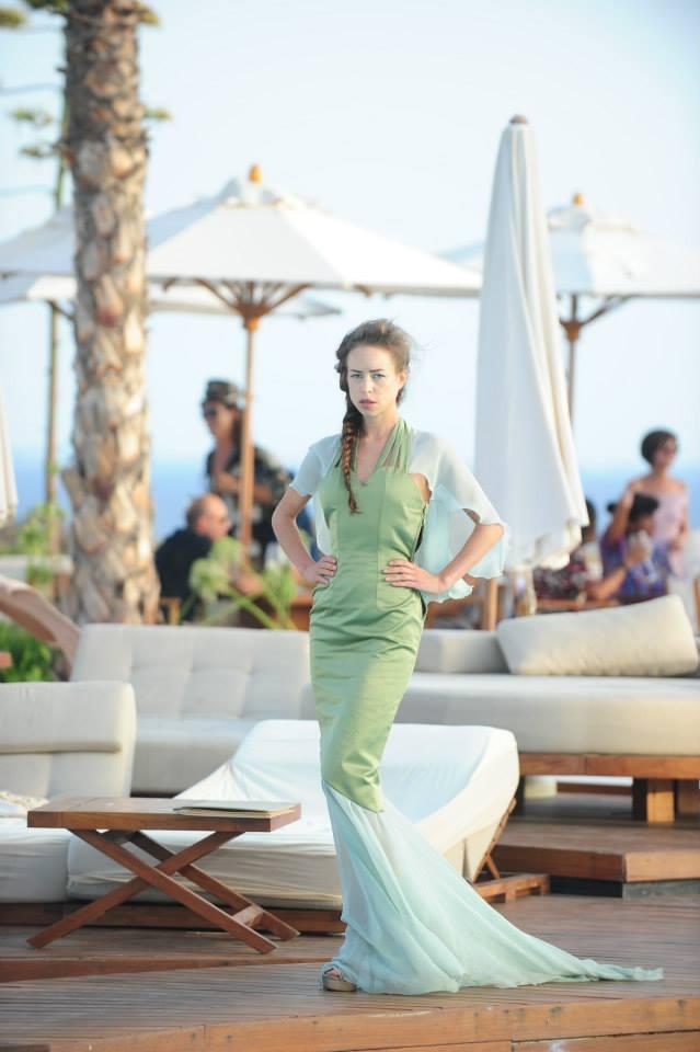 destino pacha ibiza-plashion-haute couture-ibiza-sergio rodriguez couture-angie reyn-angienewlook-moda-estilo-estilista de moda-johan luc katt-vestido aqua marina