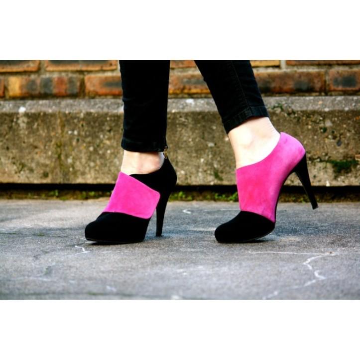 botines-de-tacon-y-plataforma-chloe borel botines-booties-acon midi-kitten heel-angienewlook-angie reyn-tendencias calzado oi 2015- footwear trends aw 2015-
