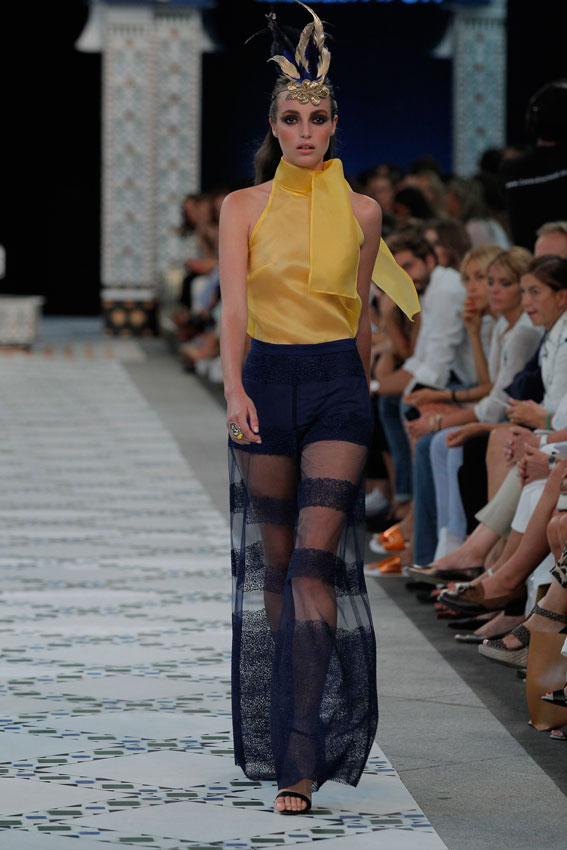 DavidChristian_sheer-transparencias-encajes-moroccan-style-mfshow-ss2016-angienewlook-angie-reyn-front-row-alta-costura-haute-couture-modelo-ladylike-models-tresemme-spain