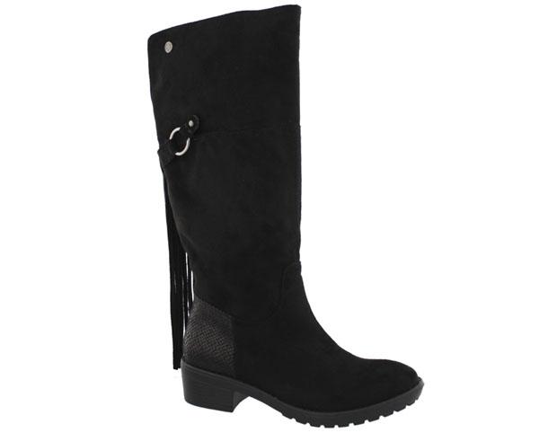 kosita_negro_bota alta con flecos-chik10-acon midi-kitten heel-angienewlook-angie reyn-tendencias calzado oi 2015- footwear trends aw 2015