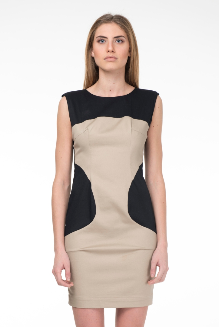 kralova-T SHAPED-SPORTY-COCKTAIL DRESS-LADY LIKE-DRESS-AW 2016