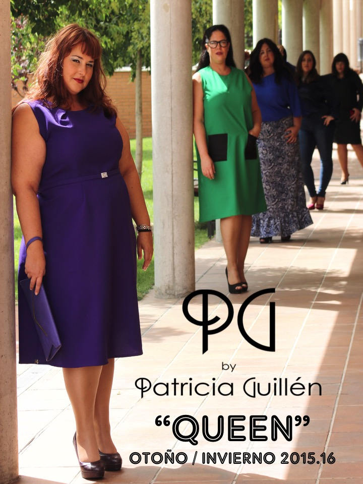 coleccion_queen_patricia guillen queen-plus size-tallas grandes-moda mujer-mujer curvy-curvy