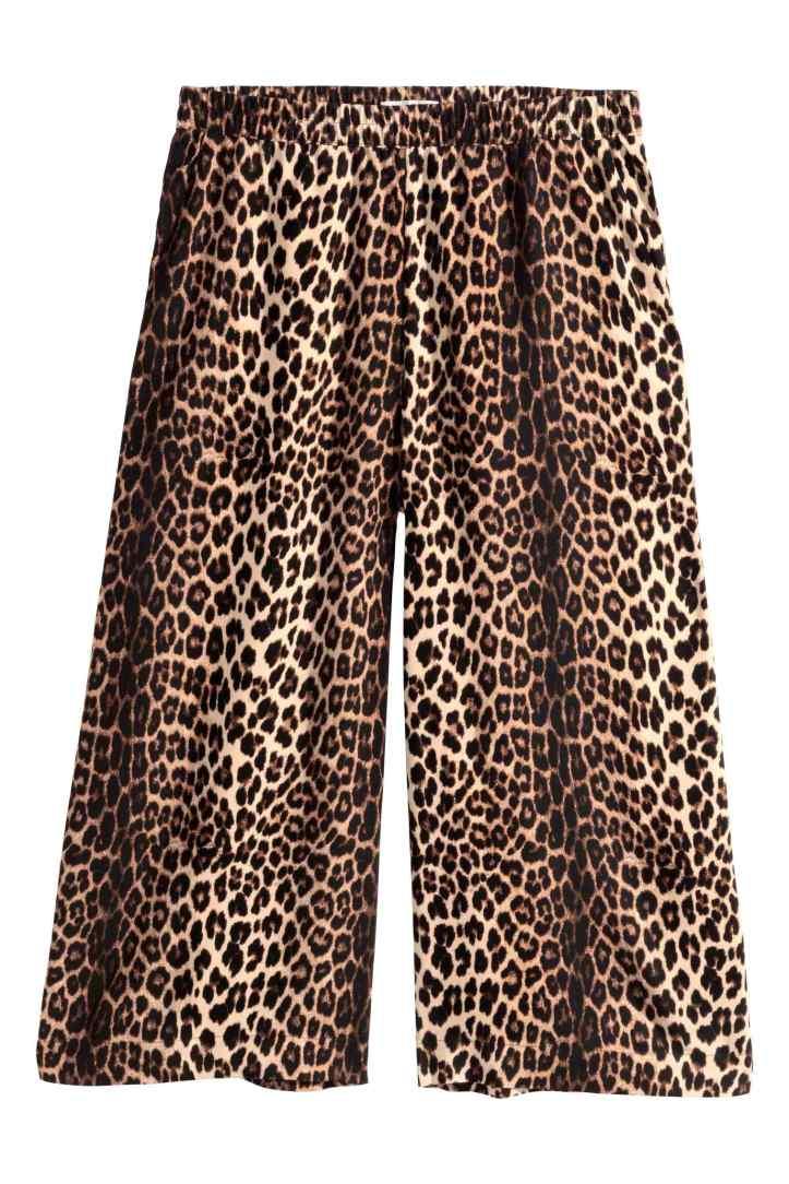 pantalon culotte-culotte animal print-hmprod-animal print pant-angienewlook-angie-angie r-que me pongo-estilista de moda madrid-personal shopper