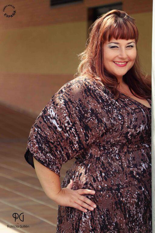 patricia guillen-pg-curvy style-moda grande-plus size-animal print