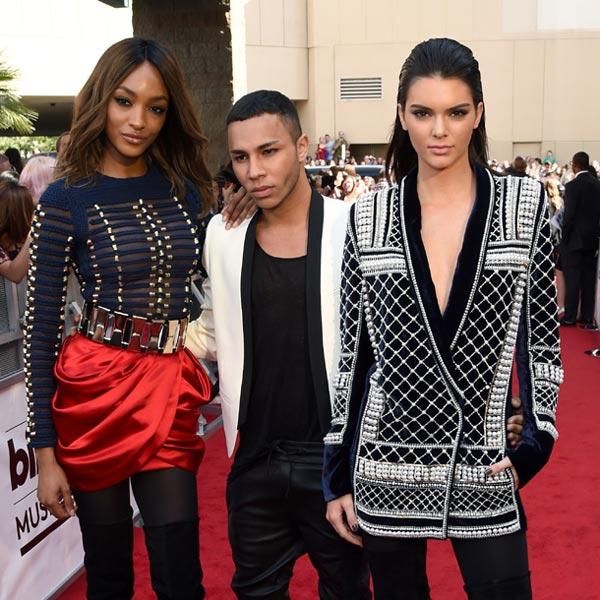 balmain_hm_bbma_balmain for hm- Kendall Jenner y Jourdan Dunn-oliver rousteing-balmain-moda ochentera-angienewlook_