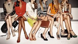 milan fashion week front row