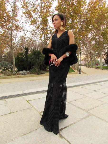 all-black-everything-total-black-look-vestido-negro-largo--cartera-de-mano
