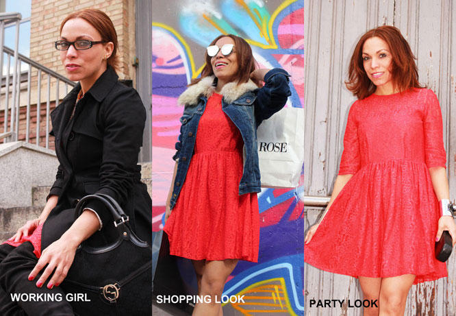 little-red-dress-laces-dress-bangles-pulseras-grandes-denny-rose-gucci-bag-do-it-yourself-angienewlook-angie-reyn
