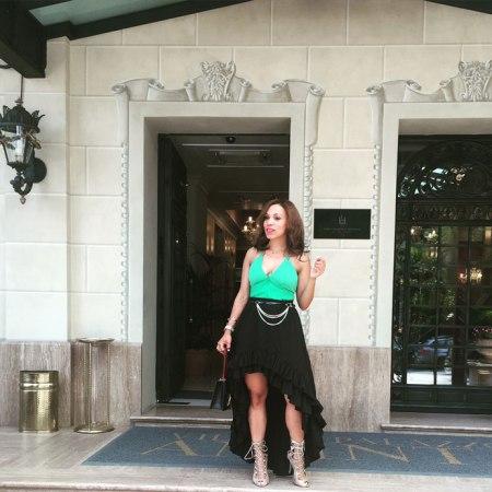 cartier-love-asymmetrical-skirt-denny-rose-asimetrica-falda-almagores-top--bolso-Gucci--palazzo-aminta-stresa-italia
