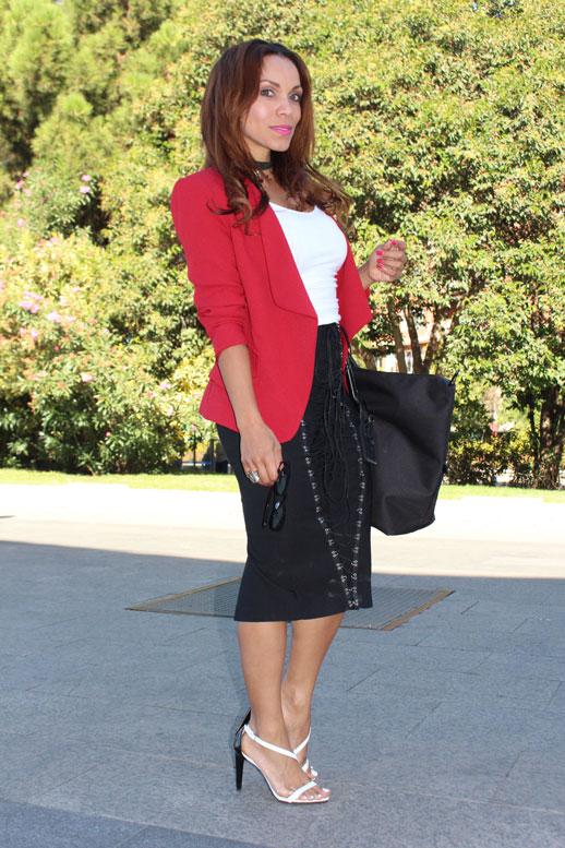 paco-rabanne-bag-office-look-office-attire-angie-reyn-falda-tubo-forever21-shirt-look-de-oficina