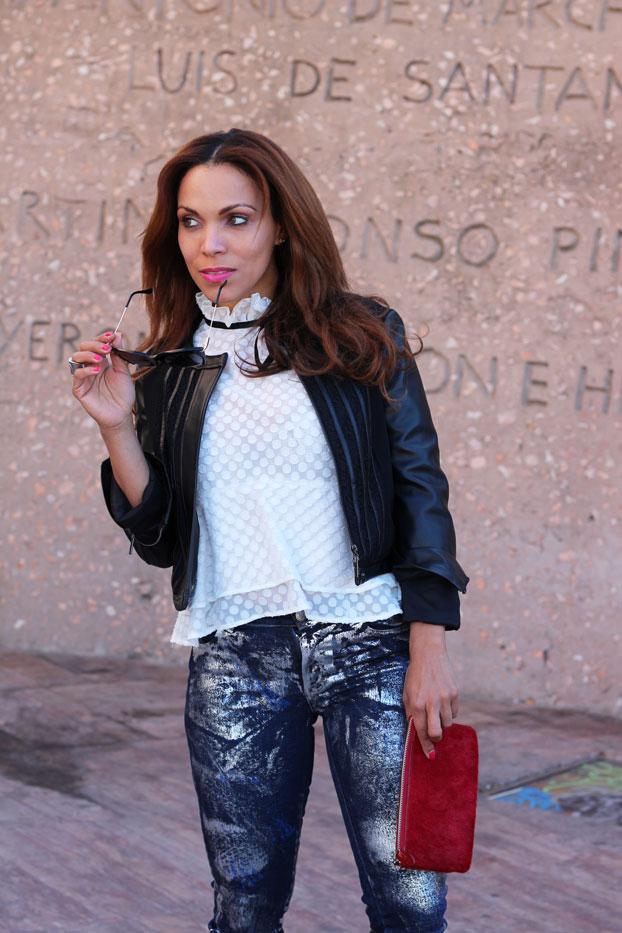 pantalon-metalizado-silver-pant-stilettos-gianfranco-ferre-opi-nail-polish