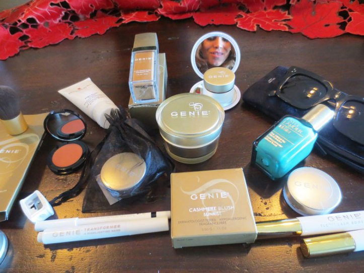 genie-beauty-products-angienewlook-angie-reyn-beauty-secrets-blush-paraben-free-products-elizabeth-arden-hand-cream-idealist-estee-lauder-celine-sunglasses
