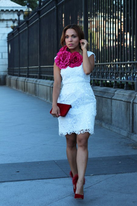 cloti garcia, pony hair clutch, zapatos con pompones, pompons shoes, cool hunter, glamour hunter, high heels