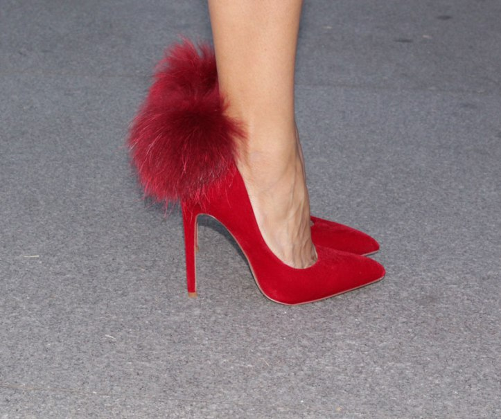red shoes-high heels-petite style-angienewlook