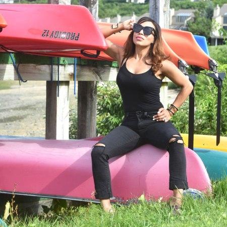 sergio rossi, total black look, pitillos, skinny jeans
