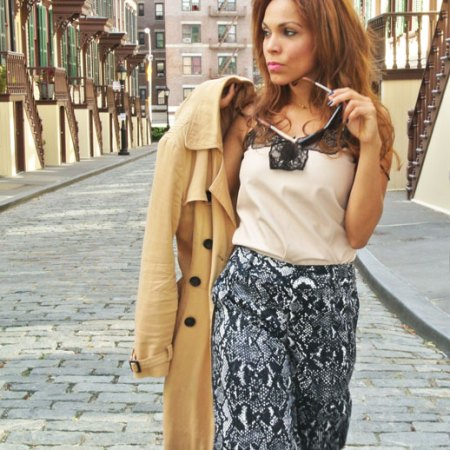 gabardina, trench, manhattan