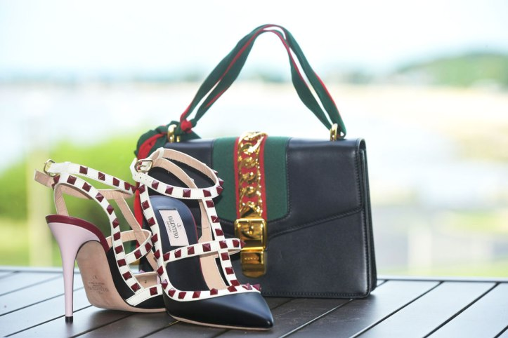 valentino-shoes-gucci-handbag-sumer-luxury