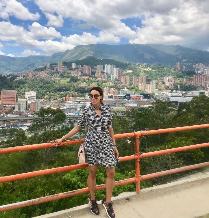 Nutibara hill medellin-angienewlook trip